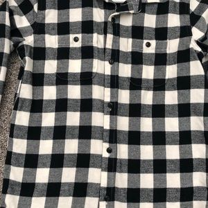 GAP Shirts & Tops - GapKids Flannel Button Down Shirt Size XXL (14-16)